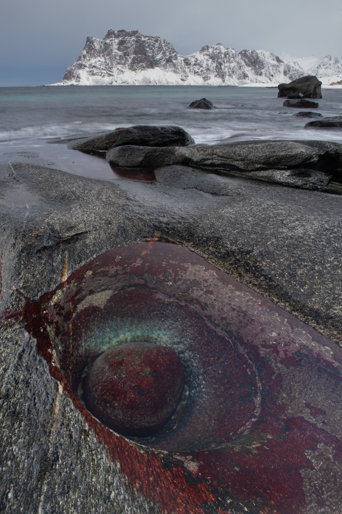 Eye of Uttakleiv